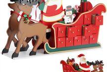 Advent Christmas Ornament