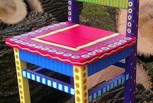Painted Furniture / by Lynn Morris