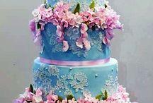 Huge cakes