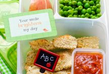 School lunches ideas