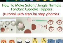 Cake dekorating Tutorials