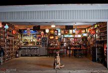Garage Bar Ideas