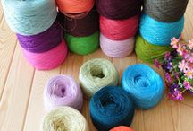 yarn and fabric I love