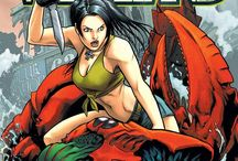 Titan Comics - First Issues and Graphic Novels