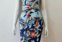 Fashion: Batik