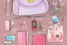 girls' stuff