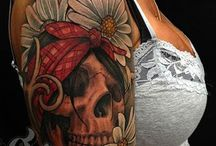tatoos / by Tabatha Cannon Gauthier