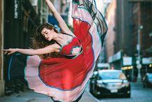 Фотография танец / Танец