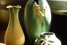 Pottery / Using them to decorate and even make much more out of it. / by Susan Bobb