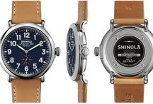 Shinola Watches / by H.L. Gross Jewelers/Since1910.com
