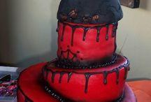 Creepy Cakes / by Fabulous  Cat Woman