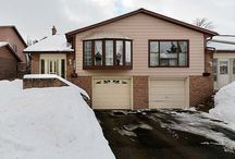 7291 Bendigo Circle - SOLD!! / Semi-Detached 5 Level Backsplit for Sale in #Meadowvale www.robkelly.ca
