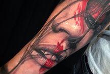 Tatuaże z portretami