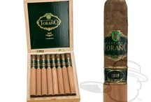 Cigars // Carlos Torano / Click through to our site for even more options on shapes and wrappers.