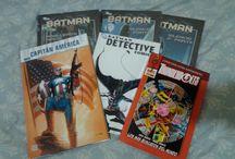 Cultura bienvenida / Lo que cae en mis manos, compro, llega a casa (libros, cómics...)