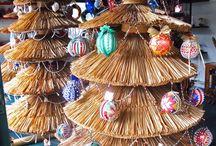 Indonèz karàcsonyi dekoràciòk