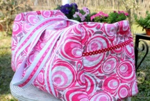 Everyday Bags and Totes / handmade bags and pouches that you cannot live without
