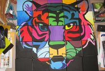 School Mural Design Ideas