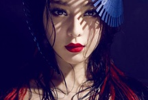Make up - Beauty / #maquillage #beaute #beauty #tips #astuces #makeup #eyes #yeux #face #visage #asian #asiatique #effets #effects #ombres #mascara #flawless #teint