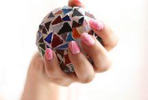Nail art by Oz style