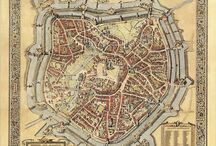 Medieval City Maps