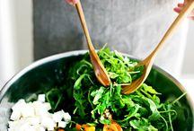 Salad Inspirations.