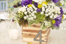 WEDDING - Dana's Wedding Flower Inspiration