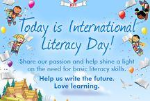 HappyInternationalLiteracyDay