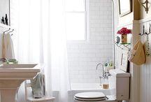 NEST//Bathroom / All things powder room.