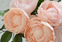 χειροποίητα λουλούδια