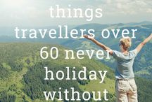 Travellers over 60 / Travel inspiration from and for travellers over 60.