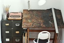 Art desks