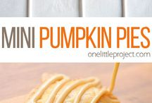 ~ Everything Pumpkin ~