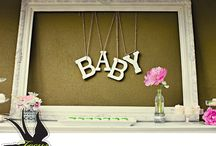baby shower / by Christy Nicholson