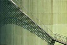 Photographie des escaliers