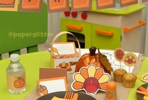 Thanksgiving ideas / by Bonnie Gale