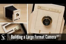 Wielkoformatowe aparaty, large format camera