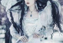 ice queen cosplay
