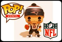 FUNKO POP! NFL / A Funko POP Collection dedicated to NFL Players
