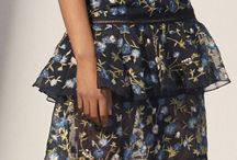 Фламенко платье