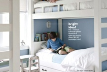 Kids Bunk Room / Kids Bunk Room decorating ideas