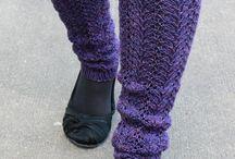 Knittins / Knitting projects