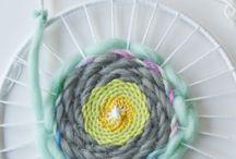 Weaving ideas / Best weaving pins