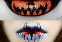 Halloween & Day of The Dead makeup