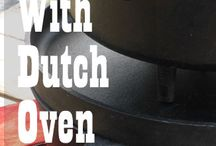 Duch Ovens & Cast Iron Cooking