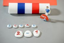Football, France, Tricolore