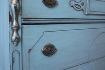Furniture do-overs / by Kellye Copas