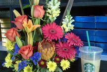 Sweet Break / Cravings of a busy Florist :-)