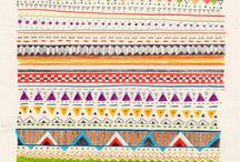 Patterns to inspirate