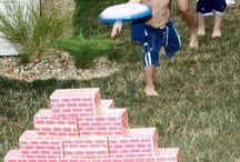 Sommerfest Kinderspiele